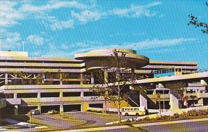 Main Terminal Building Tampa International Airport Florida