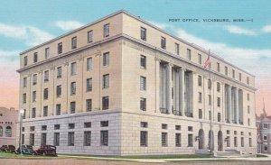 VICKSBURG, Mississippi, 1930-40s; Post Office