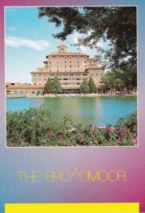 Colorado Colorado Springs The Broadmoor