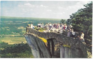 US Lovers Leap. Unused. Now wait - you mean two lovers hike up here and....leap?