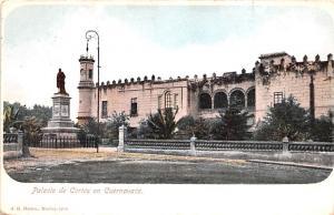 Mexico Postcard Tarjeta Postal Palacio de Cortes en Cuernavaca