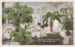 Florida Palm Beach The Royal Poinciana Grill