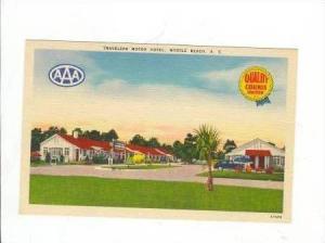 AAA, Travelers Motor Hotel, Myrtle Beach, SC 30-40s