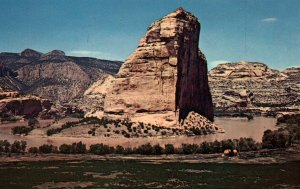 Dinosaur National Monument,Steamboat Rock,CO