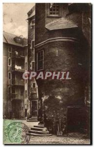 Old Postcard Cardiff