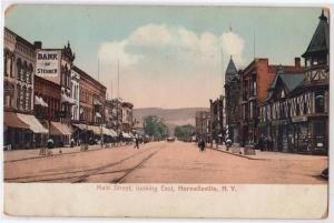 Main St, Hornellsville NY