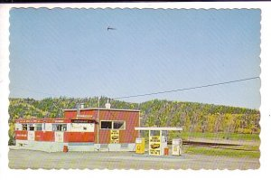 Chet Charlot, Roulotte, Quebec, Canada, Shell Gas, Used