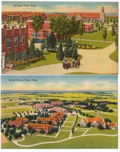 2 - Aerial View, Boys Town NE