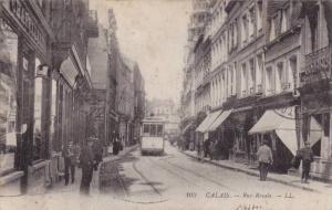 CALAIS.-Rue Royale , France , 00-10s