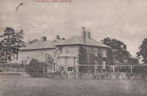The Rectory Little Gaddesden Hertfordshire Antique Postcard