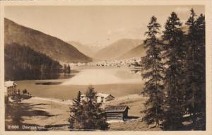 Switzerland Davosersee 1916 Photo