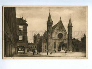 158286 Netherlands Hague DEN HAAG Ridderzaal Knights Hall TRAM