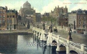 Hoogesluis Amsterdam Netherlands Unused