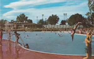 Swimming Pool, LETHBRIDGE, Alberta, Canada, 40-60´s