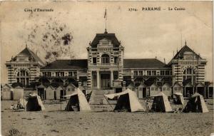 CPA Cote d'Emeraude - PARAMÉ - Le Casino (298272)