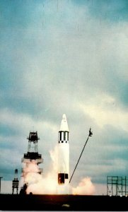 Florida NASA John F Kennedy Space Center Jupiter IRBM Air Force Missile Test ...