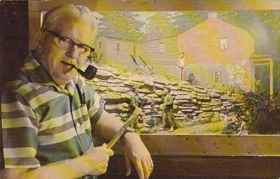 Tom Sawyer Diorama Museum Hannibal Missouri