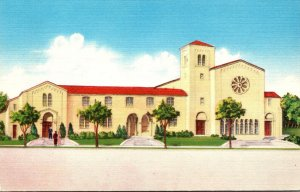 California Burlingame First Baptist Church