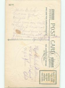 Divided-Back PRETTY WOMAN Risque Interest Postcard AA7773