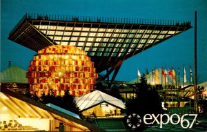 Montreal Expo67 The Canada Pavilion