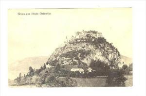 Gruss aus Hoch-Ostowitz , Austria, 00-10s