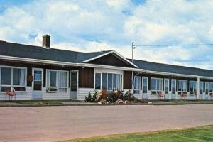 Canada - Prince Edward Island, Central Bedeque - Mid Isle Motel & Coffee Shop