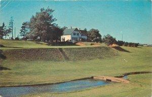 Postcard Canada Prince Edward Island Cavendish Green Gables Golf Course