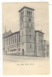 Exterior,City Hall,Utica,New York,00-10s