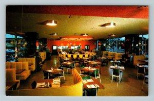 Salt Lake City UT- Utah, Hotel Utah Motor Lodge, Motel, Diner, Chrome Postcard