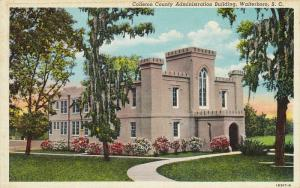 Colleton County Administration Building, Walterboro, South Carolina, 30-40s