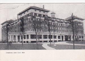 BATTLE CREEK, Michigan, PU-1907; Samatorium