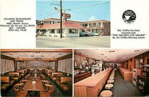 NJ, Wildwood by the sea, New Jersey, Atlantic Restaurant & Motel, Multi View