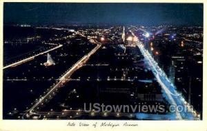 Michigan Ave. Detroit MI 1968