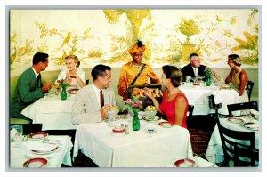 The British Colonial A Gill Hotel Nassau Bahamas Vintage Standard View Postcard