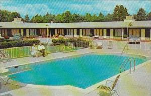 North Carolina Fayetteville Driftwood Motor Lodge with Pool