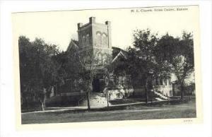 ME Church, Yates Center, Kansas, 1920-40s