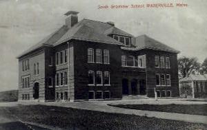 South Grammar School Waterville ME 1911