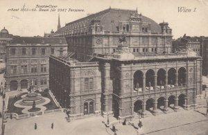 WIEN , Austria, 00-10s ; Staats Oper