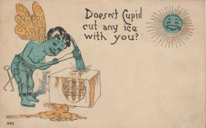 Doesn't cupid cut any ice with you? , 1906