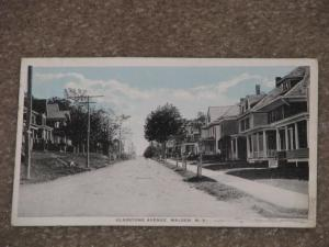 Gladstone Ave., Walden, N.Y., 1950`s, used