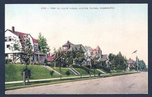 North Yakima Avenue Tacoma Washington unused c1910's