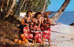 Korolevu Trio Fiji Unused