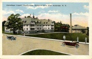 NY - Hoppers Glen (near Syracuse) Onondaga County Sanitorium