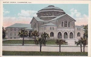 Baptist Church Clearwater Florida