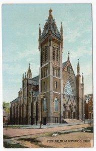 Portland, Me, St. Dominic's Church