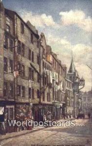 Scotland, Escocia Tolbooth, Canongate Old Edinburgh Tolbooth, Canongate Old E...
