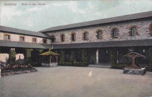 Blick In Das Atrium, Saalburg (Hesse), Germany, 1900-1910s