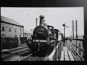 MR Steam Locomotive No.2680 RP Photocard 110515
