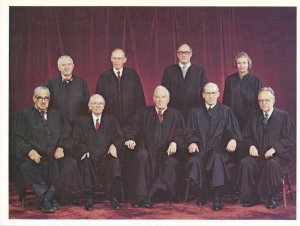 Supreme Court Justices Washington DC - Thurgood Marshall to Sandra Day O'Connor