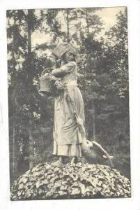 Orangerie, Gaenseliesel, Strasbourg (Bas-Rhin), France, 1900-1910s
